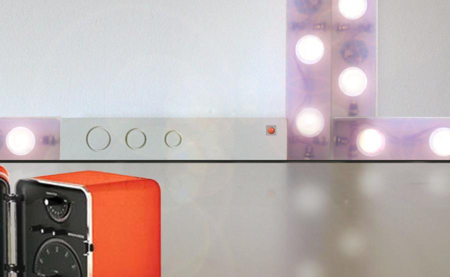 Lego Led modular lighting system | Maurizio Trovatelli Architetto